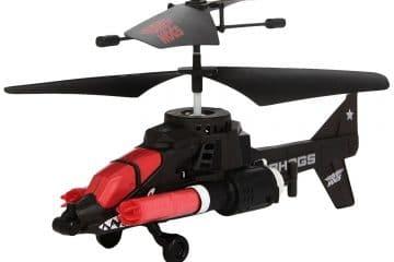 hélicoptère rédiocommandé