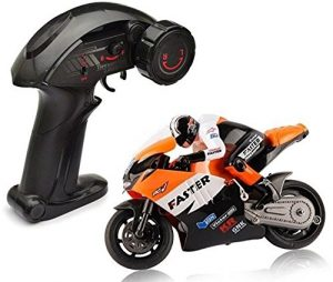 moto radiocommandée